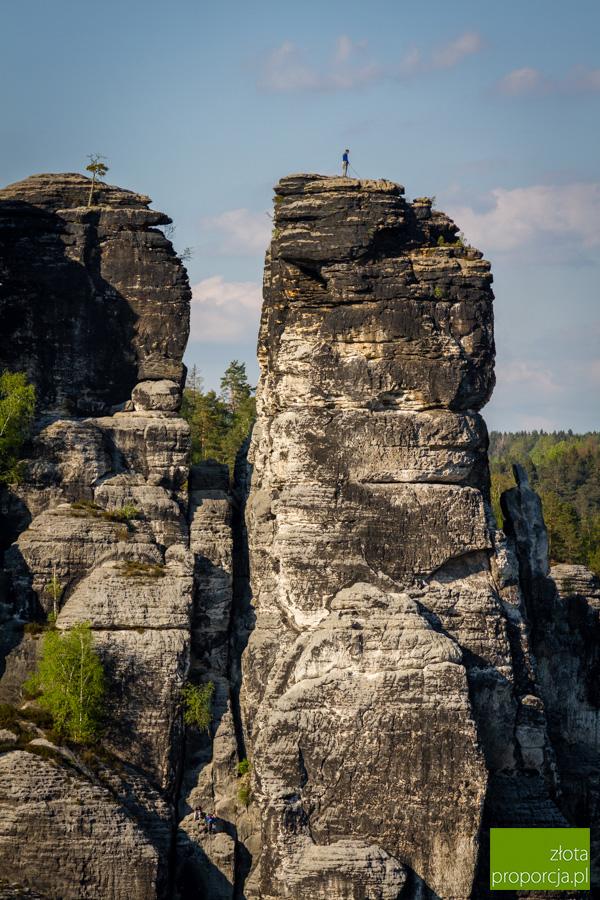 Bastei_6018, most Bastei, Saksońska Szwajcaria, Saksonia, atrakcje Saksonii, miasta skalne Niemczech