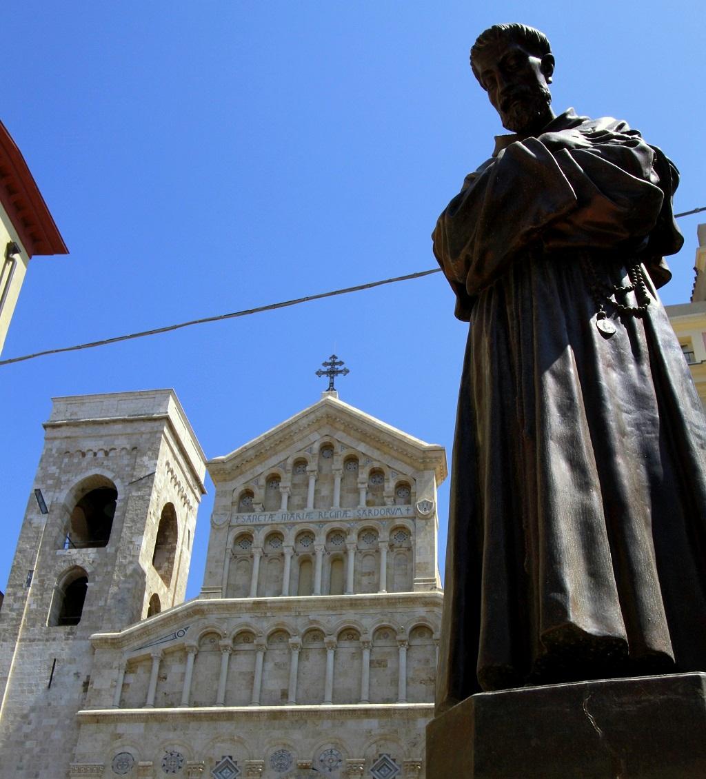 katedra w Cagliari