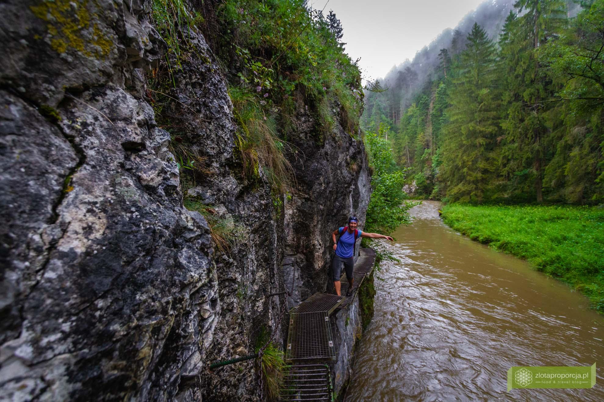 Słowacki Raj; Słowacki Raj szlaki; Słowacki Raj wycieczki; Słowacja; Przełom Hornadu;