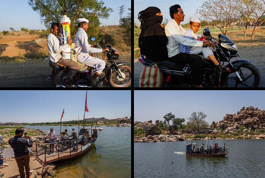 Indie, transport w Indiach; jak się podróżuje w Indiach; komunikacja w Indiach;