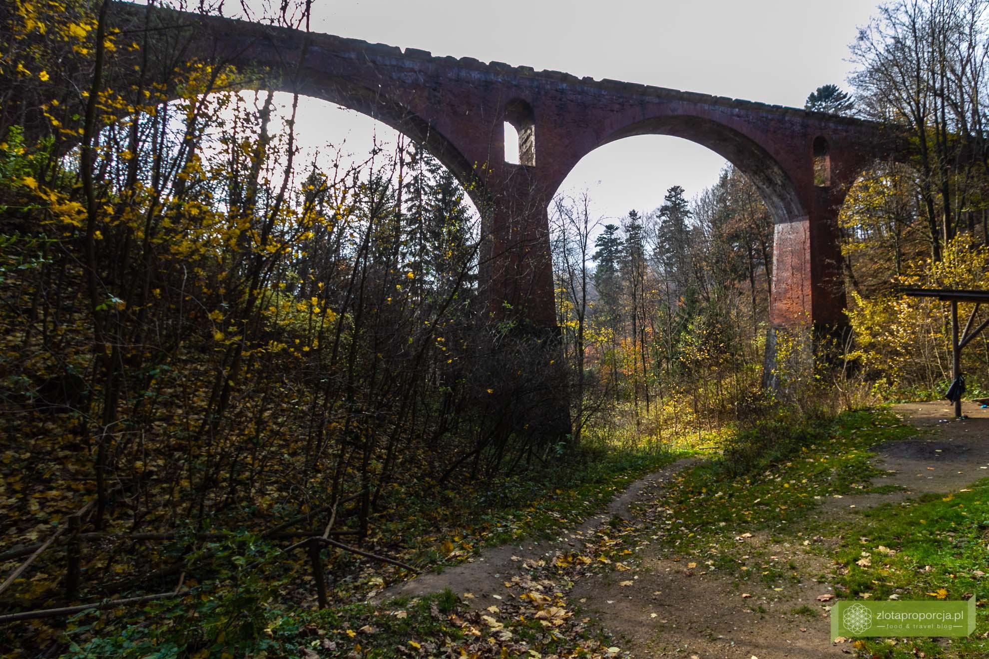 wiadukt Srebrna Góra