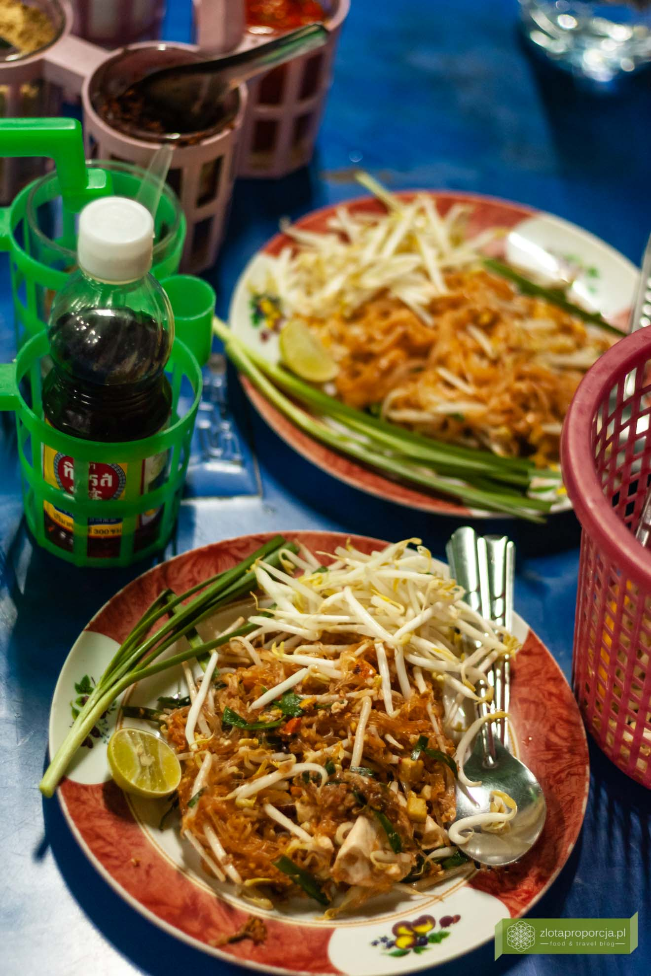 Pad Thai Makaron Smażony Po Tajsku Przepisy Kuchnia Tajska
