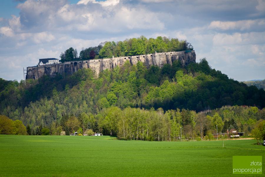 Bastei_5847, TwierdzaKönigstein , Saksońska Szwajcaria, Saksonia, atrakcje Saksonii