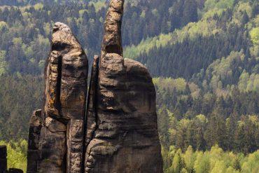 Saksońska Szwajcaria; Saksonia; atrakcje Saksonii; co zobaczyć w Saksonii; Saksońska Szwajcaria szlaki; Saska Szwajcaria; Czesko-Saksońska Szwajcaria;