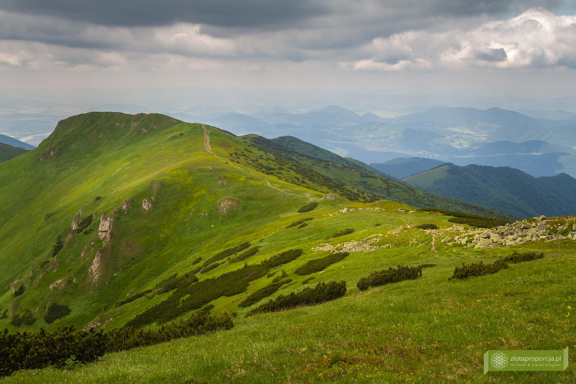 Wielki Rozsutec; Mała Fatra; Słowacja; Słowackie Góry; atrakcje Małej Fatry; Mała Fatra przewodnik; Mała Fatra wycieczki;