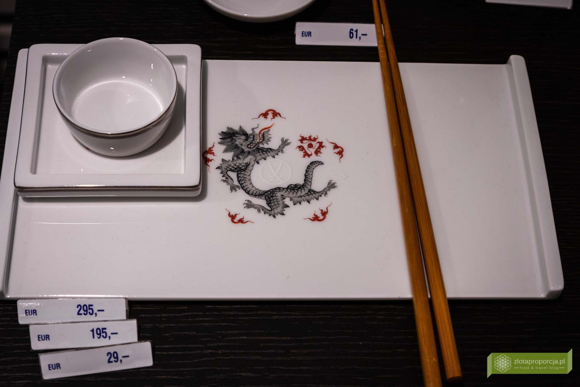 Miśnia, Saksonia, atrakcje Saksonii, Manufaktura Porcelany, porcelana miśnieńska;