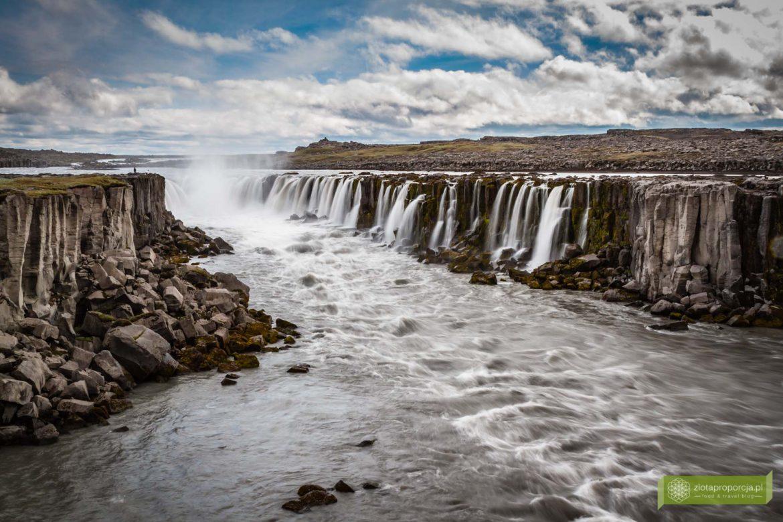 wodospad Dettifoss,Islandia, Islandia atrakcje, wodospady na Islandii, Islandia ciekawe miejsca;