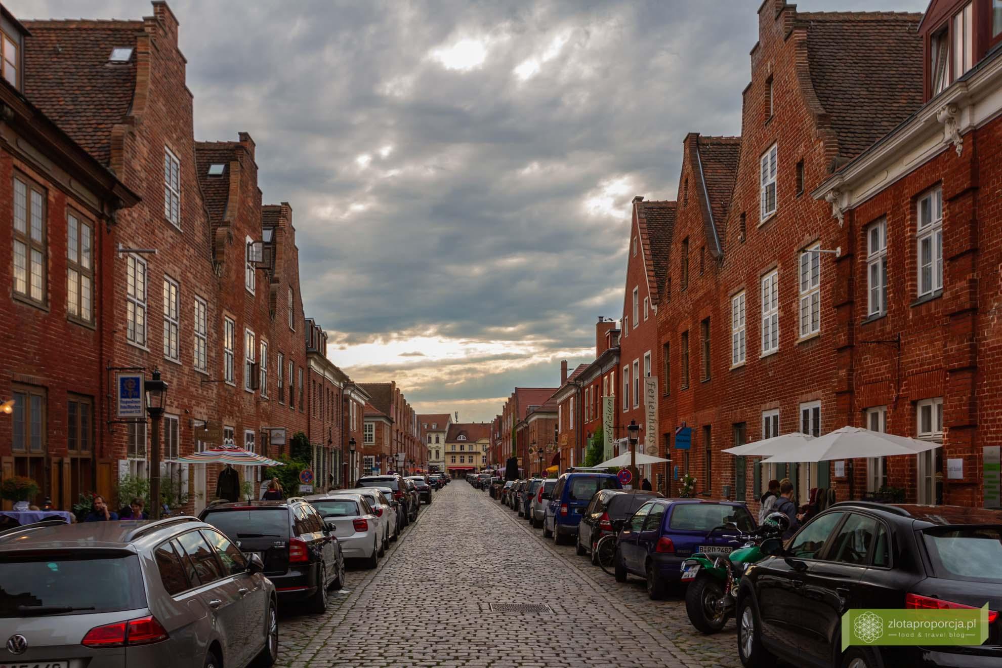 Poczdam, atrakcje Poczdamu, Brandenburgia, atrakcje Brandenburgii; dzielnica holenderska; dzielnica holenderska Poczdam;