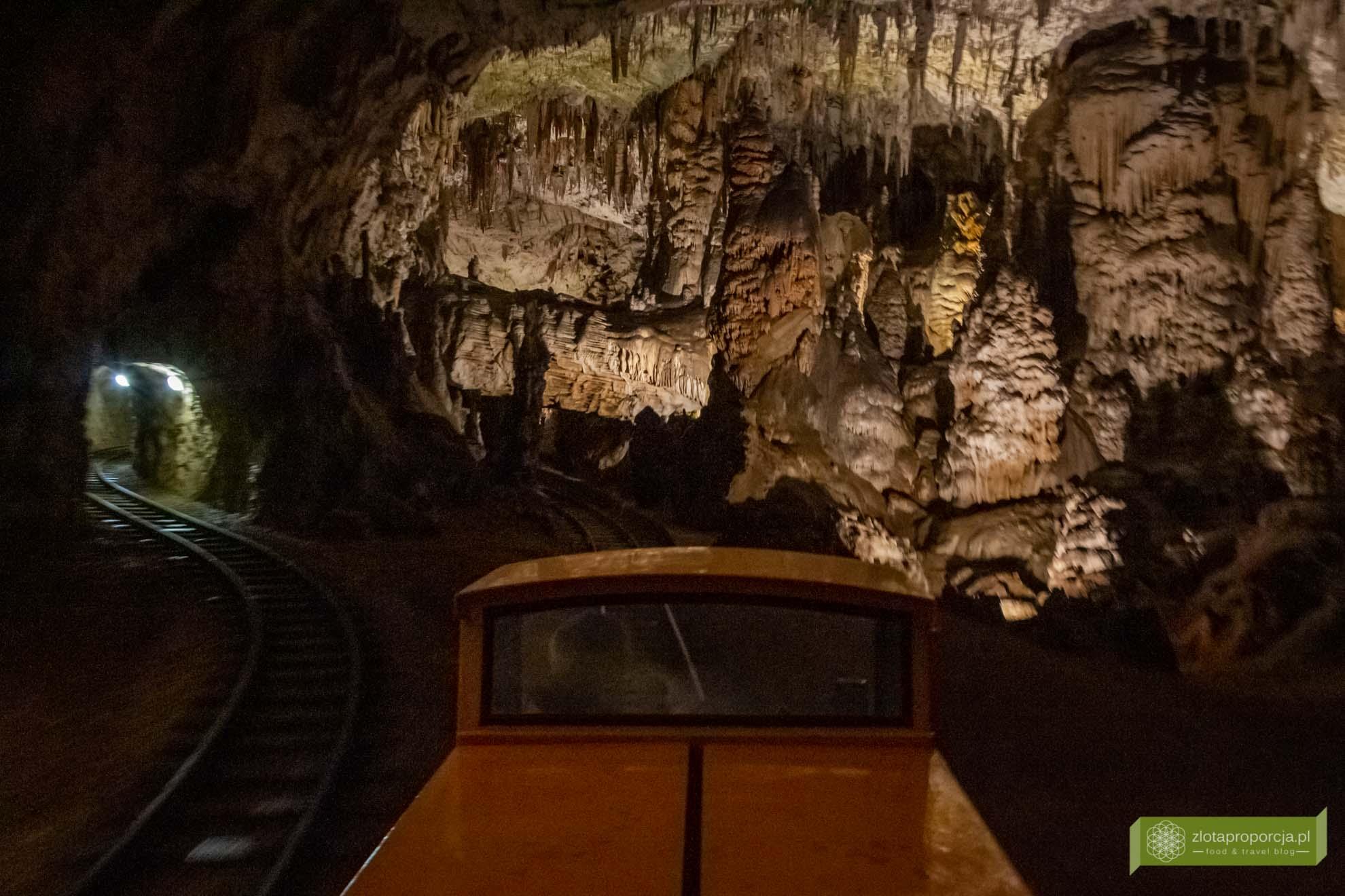 Jaskinia Postojna; Postojna; Słowenia; atrakcje Słowenii; co zobaczyć w Słowenii; jaskinia Słowenia;