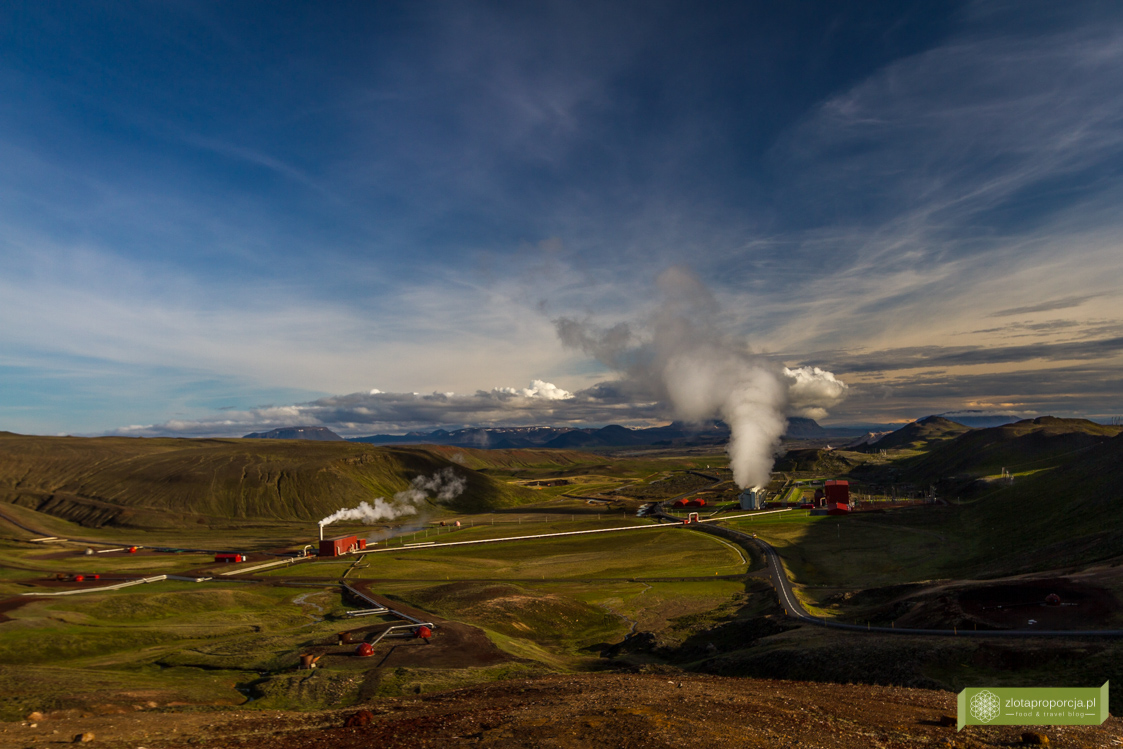 krater Viti, Krafla, Obszar wulkaniczny Krafla, Islandia, Islandia atrakcje, Islandia ciekawe miejsca