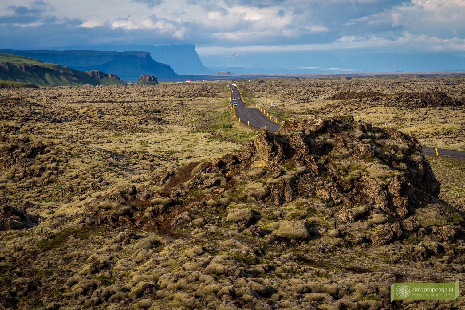 pola lawowe Skaftárhraun, lawowa pustynia, Południowo-wschodnia Islandia, Islandia, Islandia atrakcje, Islandia ciekawe miejsca