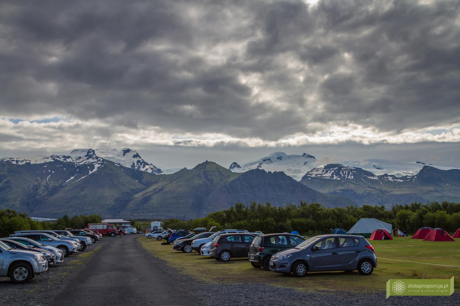 lodowiec Skaftafellsjokull,Skaftafell, lodowce na Islandii, Południowo-wschodnia Islandia, Islandia, Islandia atrakcje, Islandia ciekawe miejsca