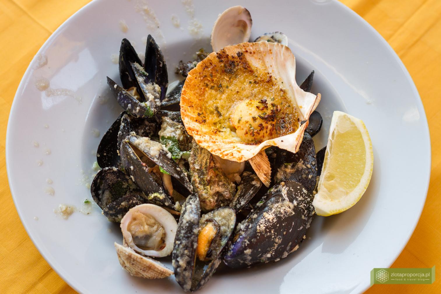 kuchnia chorwacka, kuchnia Istrii, Istria, co zjeść na Istrii, owoce  morza