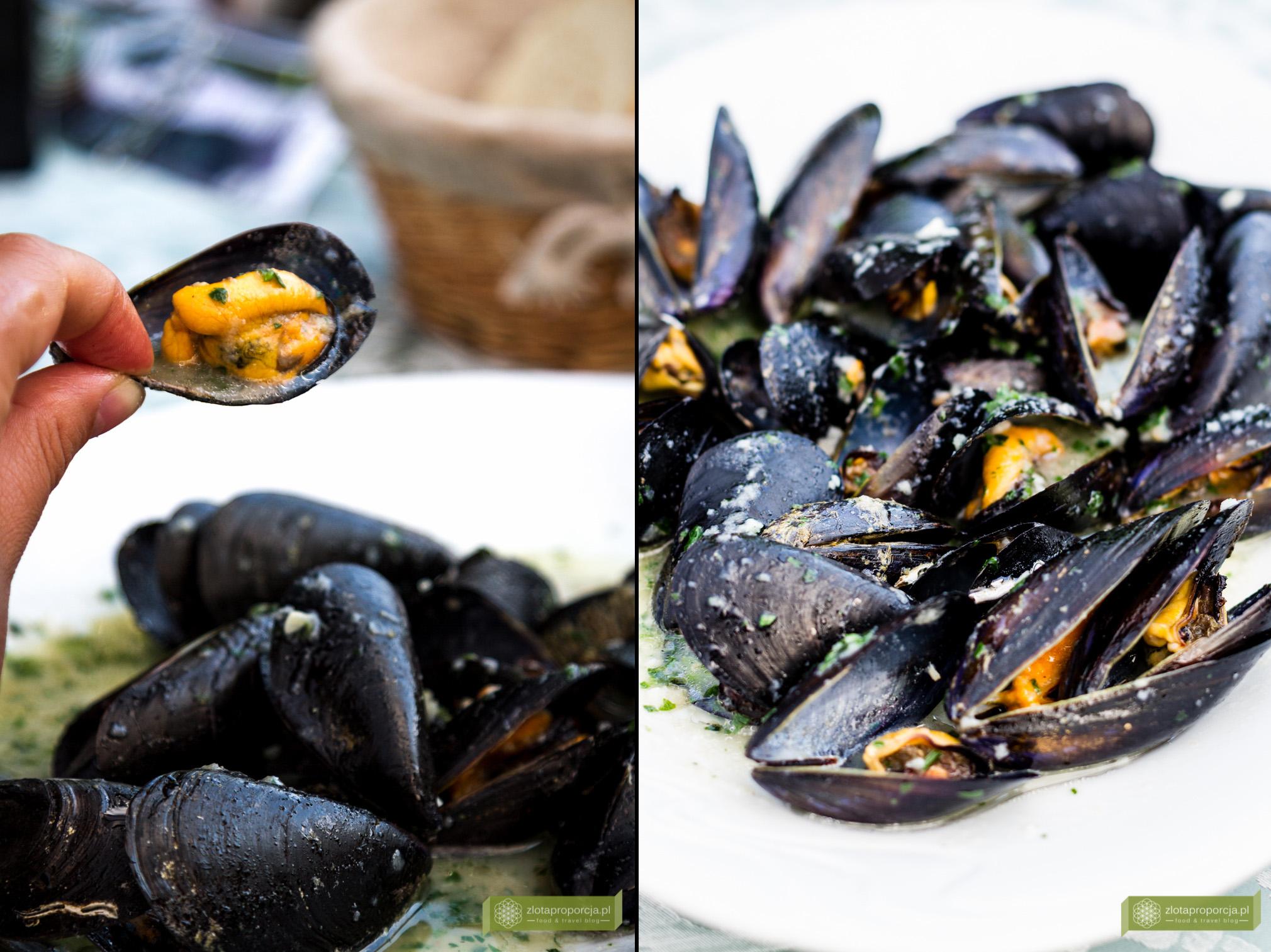 kuchnia chorwacka, kuchnia Istrii, Istria, co zjeść na Istrii, mule, kanał Limski