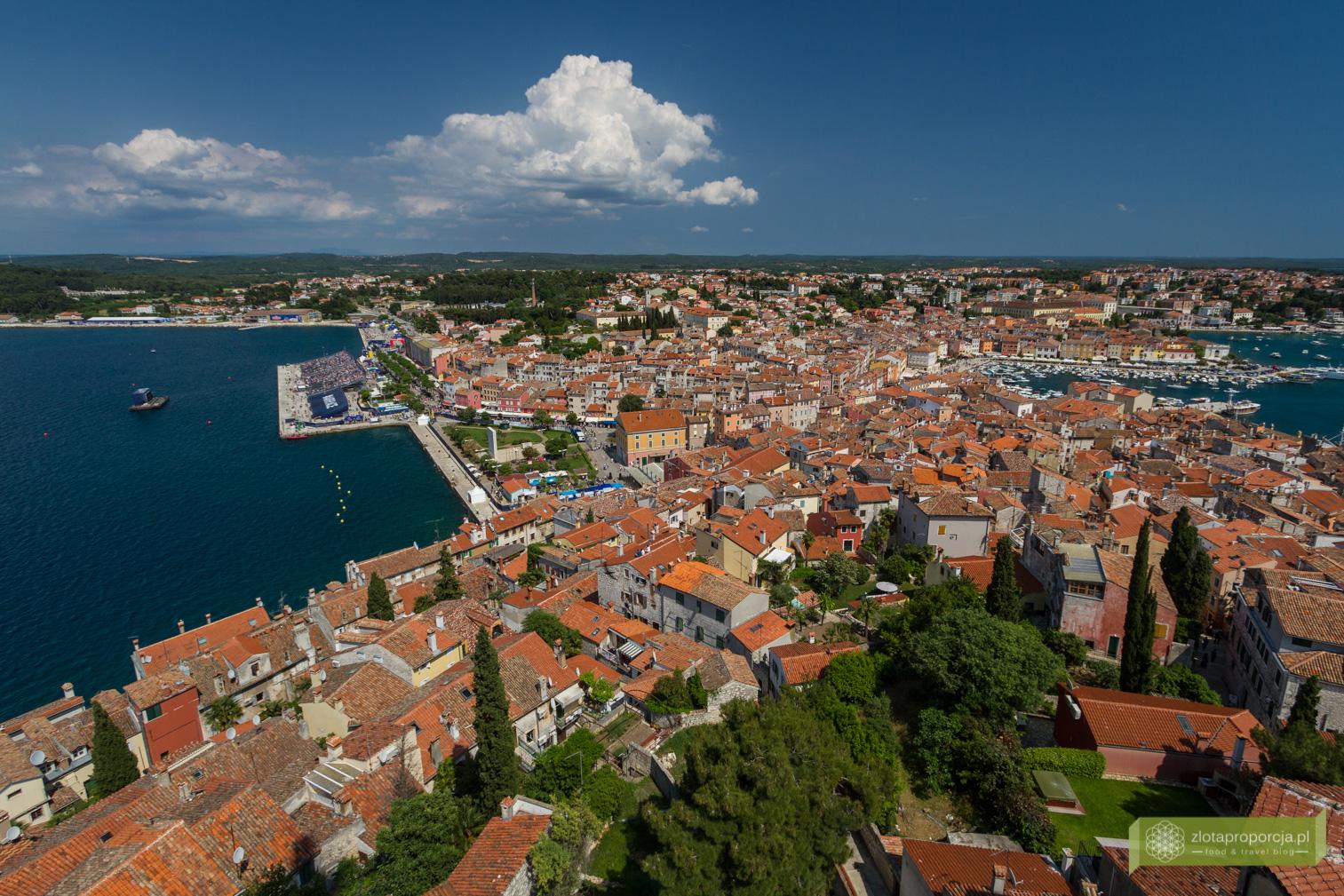 Rovinj, Istria, Chorwacja, atrakcje Istrii