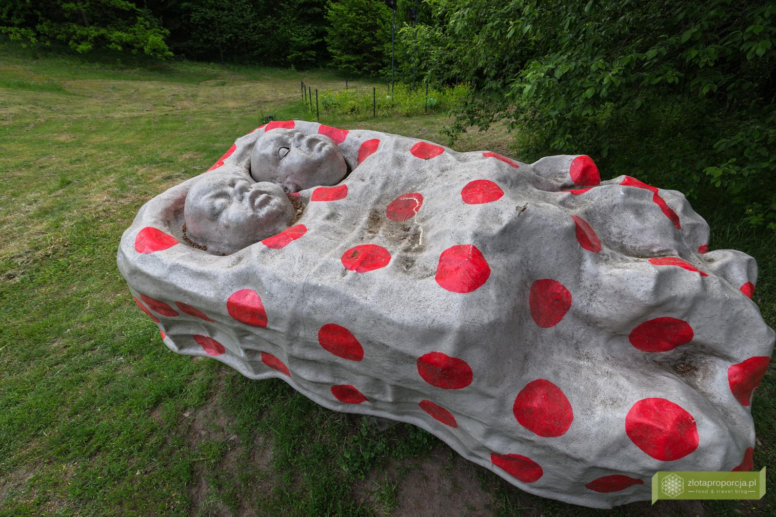 Park Europy, Wilno, okolice Wilna, Litwa, atrakcje Litwy, rzeźby,