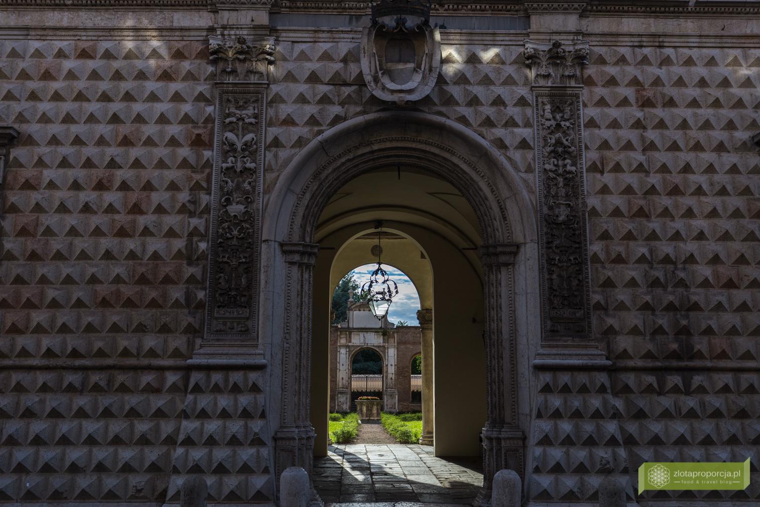 Ferrara, Emilia Romania, Palazzo dei Diamanti