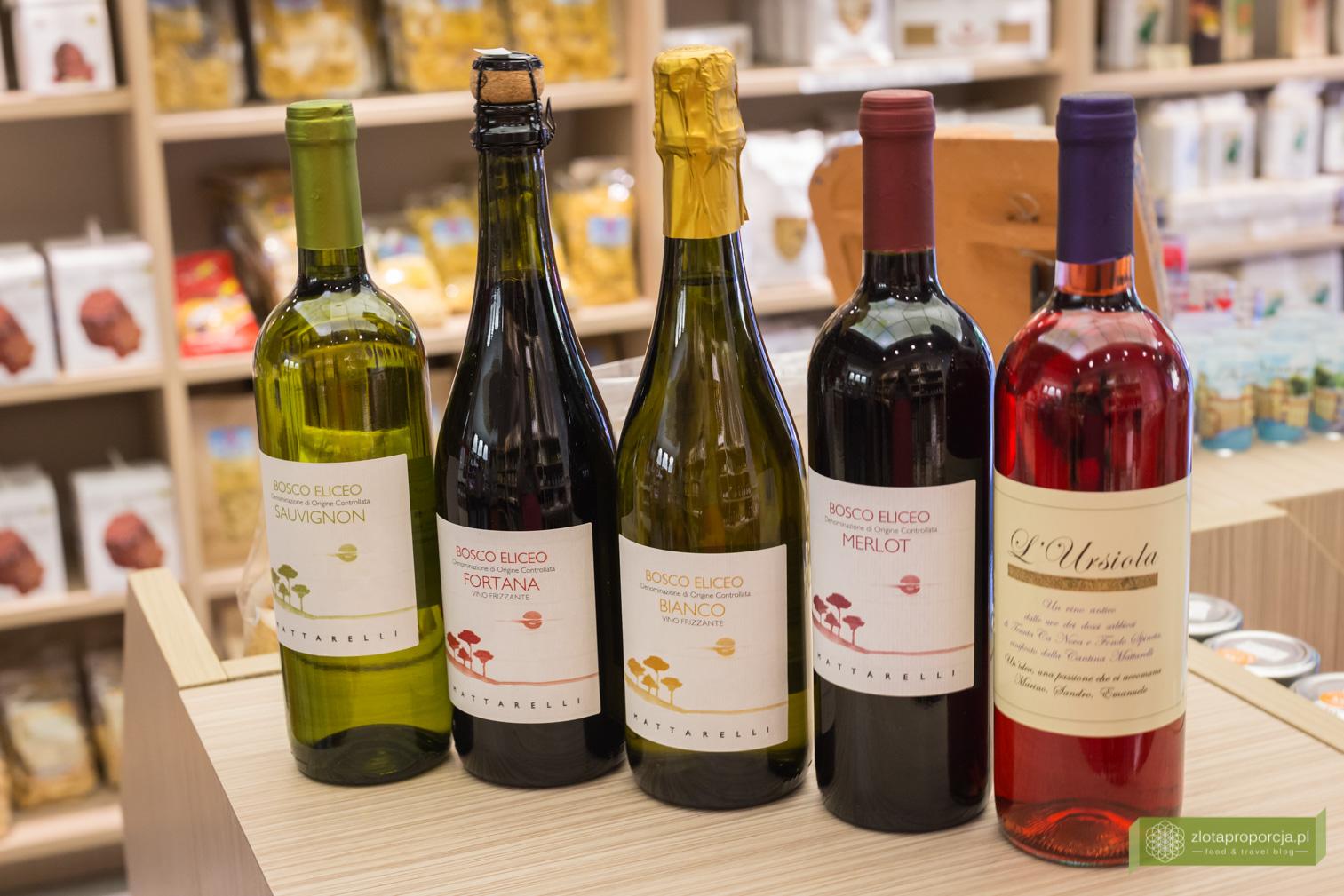 Vino del bosco eliceo, Ferrara, Emilia Romania, kuchnia Ferrary, co zjeść w Ferrarze, co zjeść w Emilii Romanii
