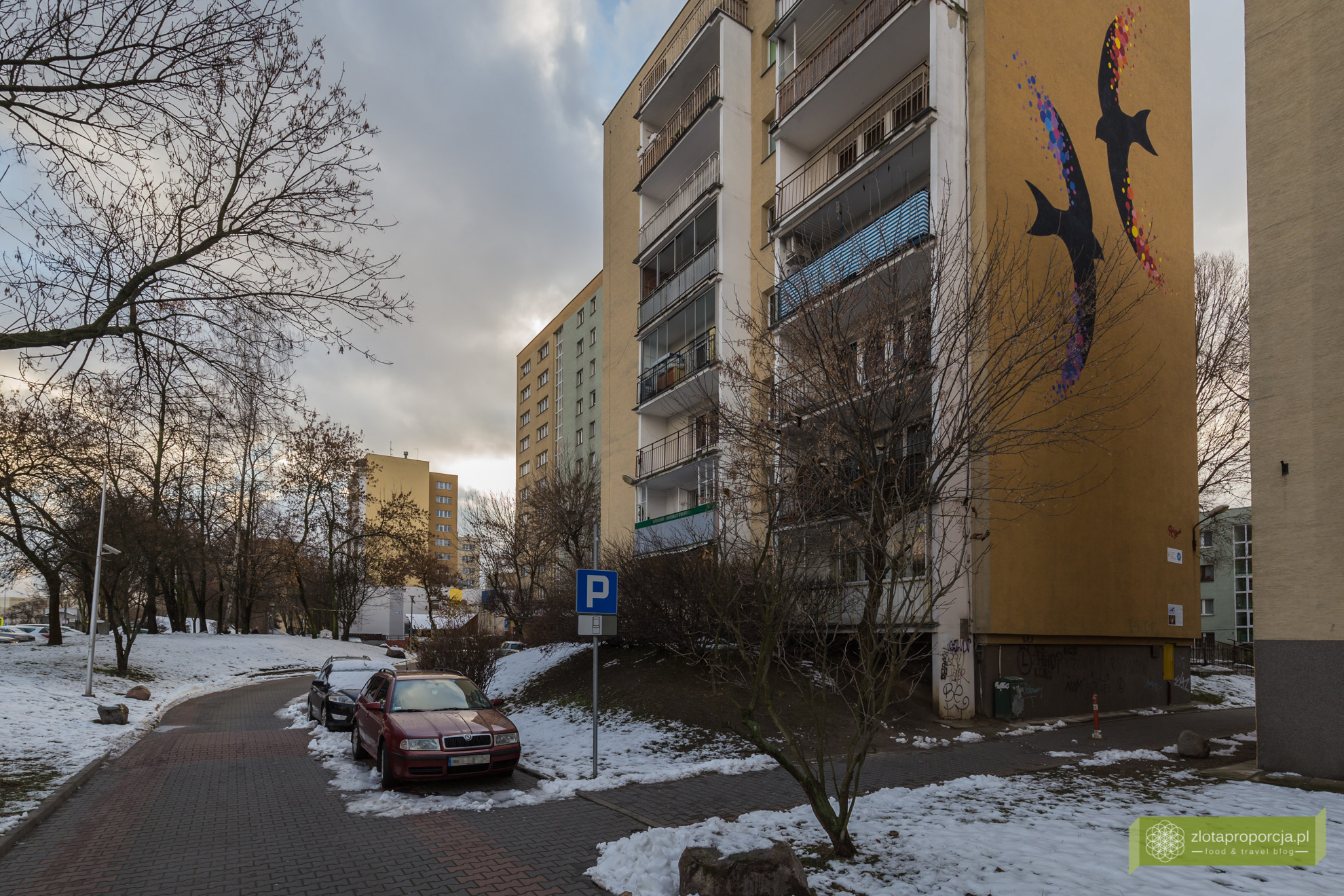 Ursynowskie Murale, Ursynów, street art