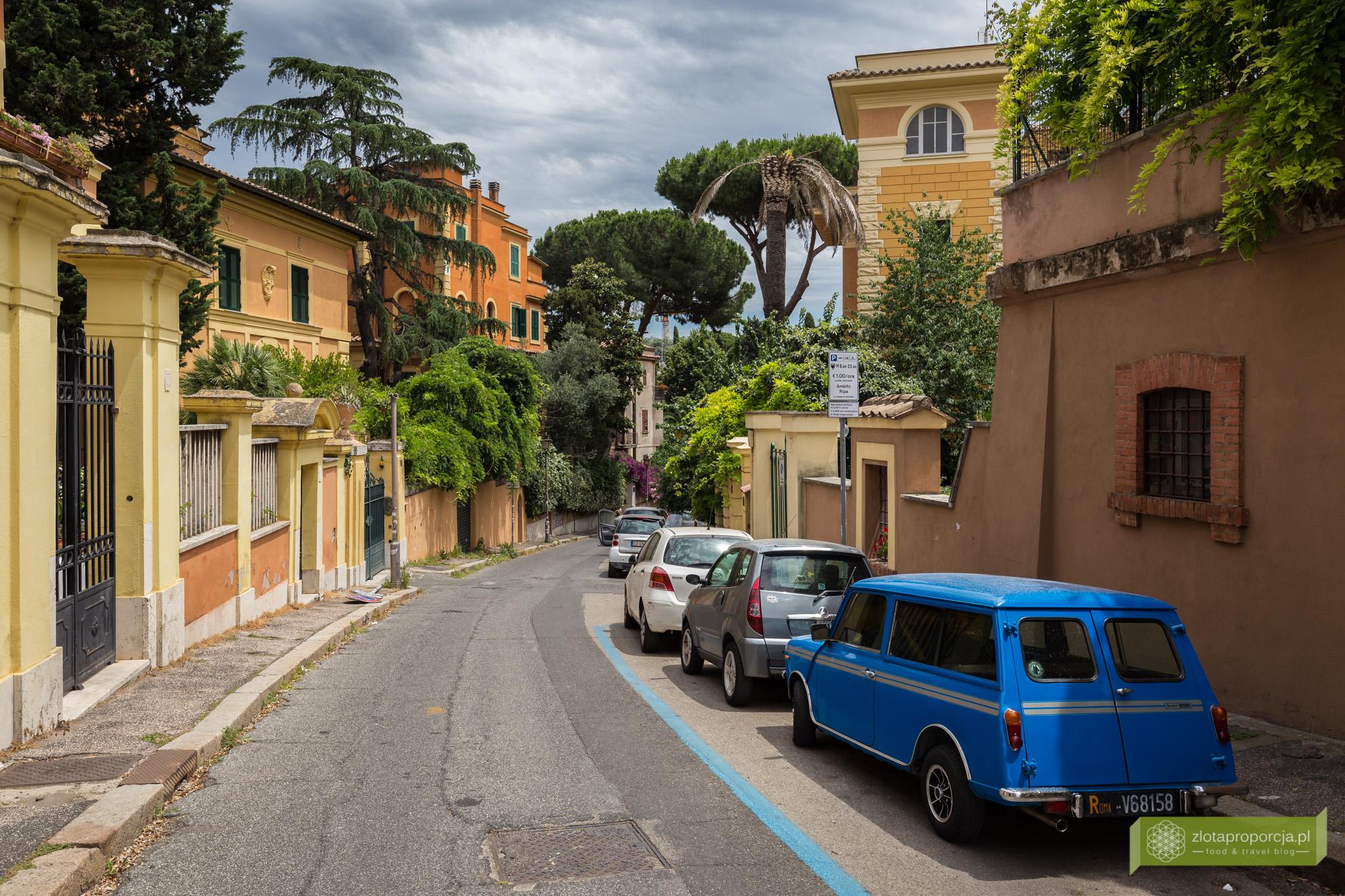 Rzym, Awentyn