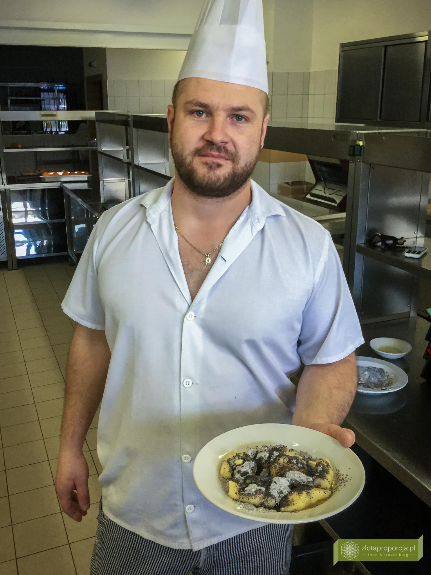 Šúľance z makiem, słowackie kluski ziemniaczane z makiem