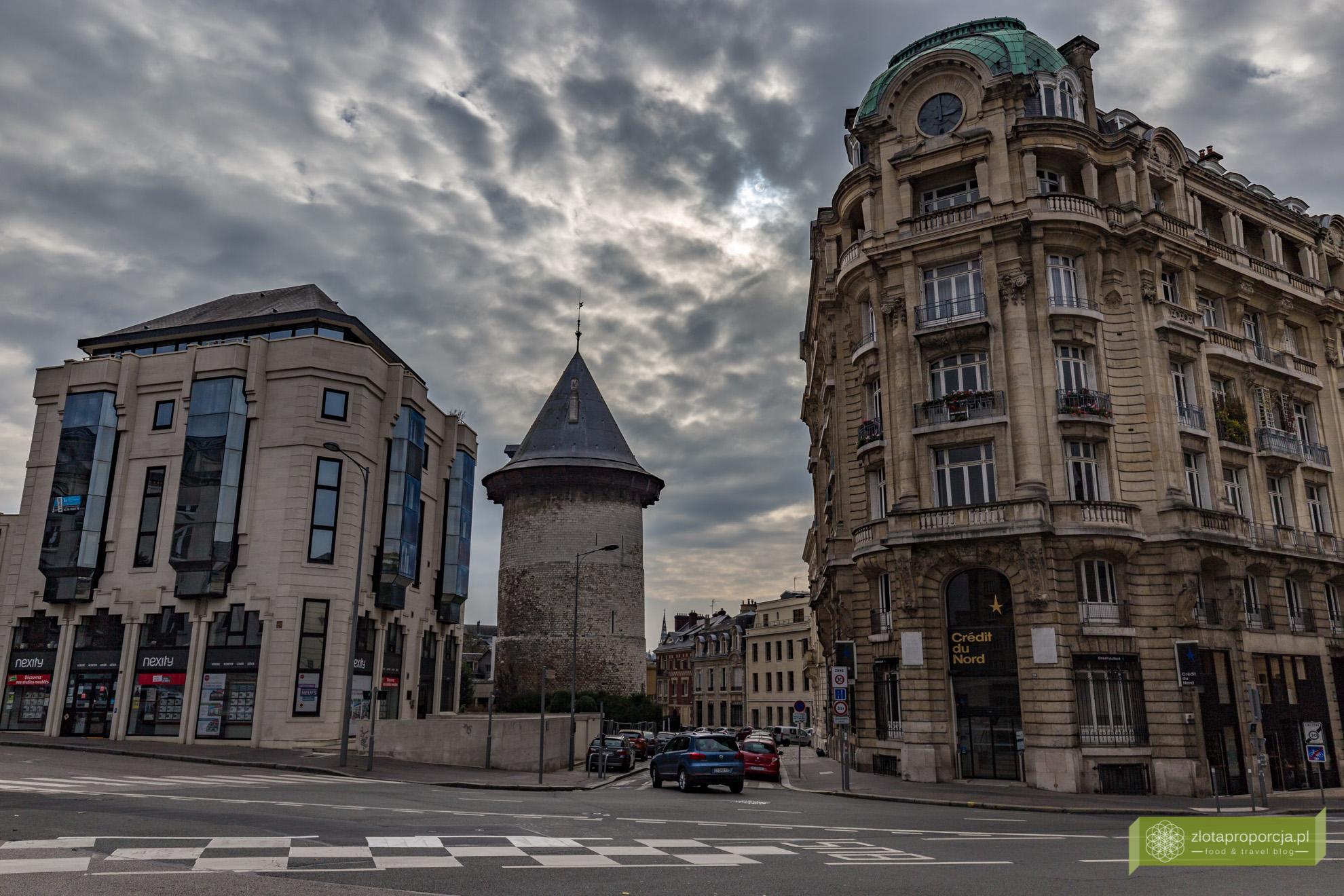 Rouen,vNormandia, atrakcje Rouen, atrakcje Normandii, Francja, Joanna D'arc