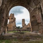 Termy Karakalli,Rzym