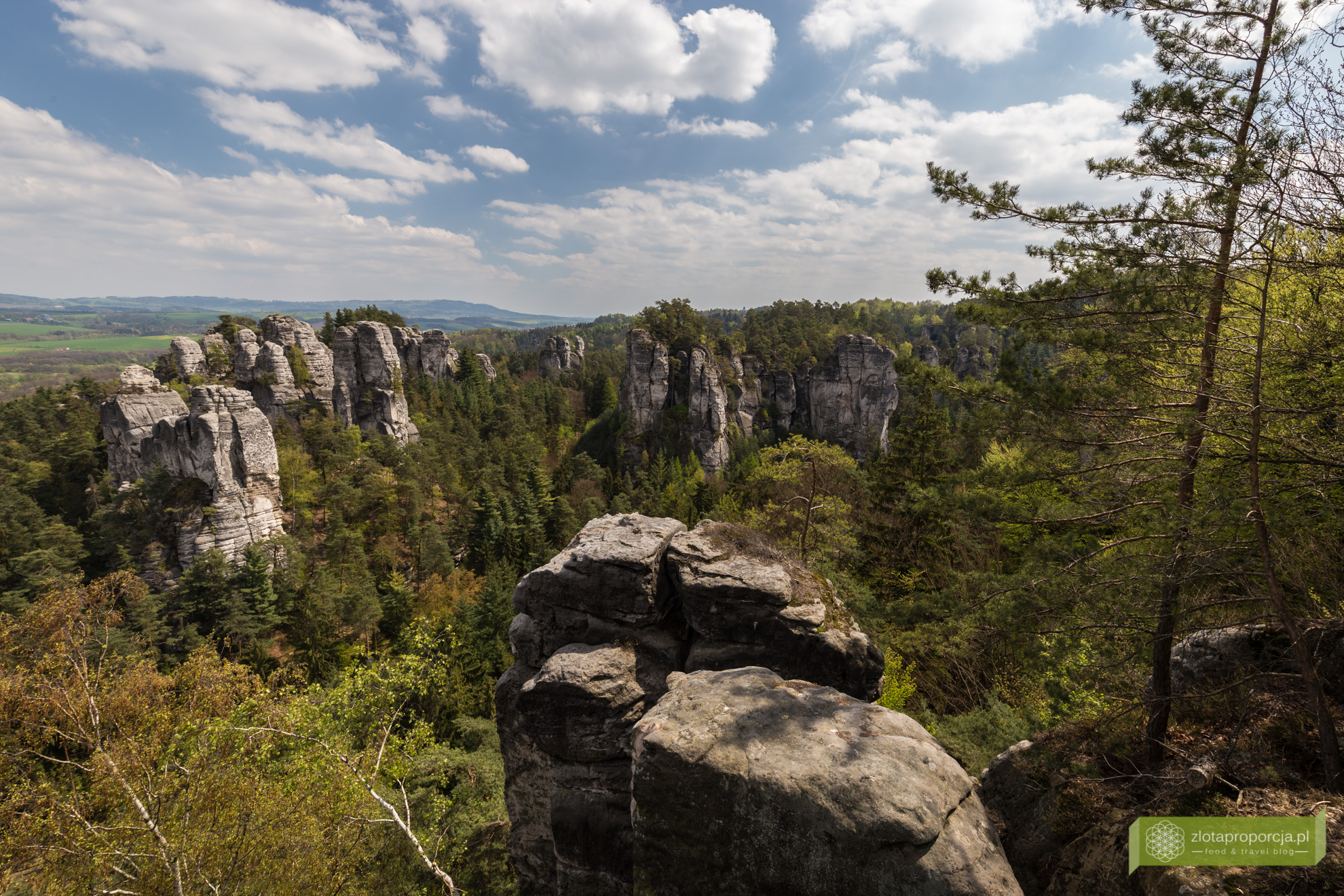 Czeski Raj, Czeski Raj zdjęcia, Czeski Raj miasta skalne, Hruboskalsko