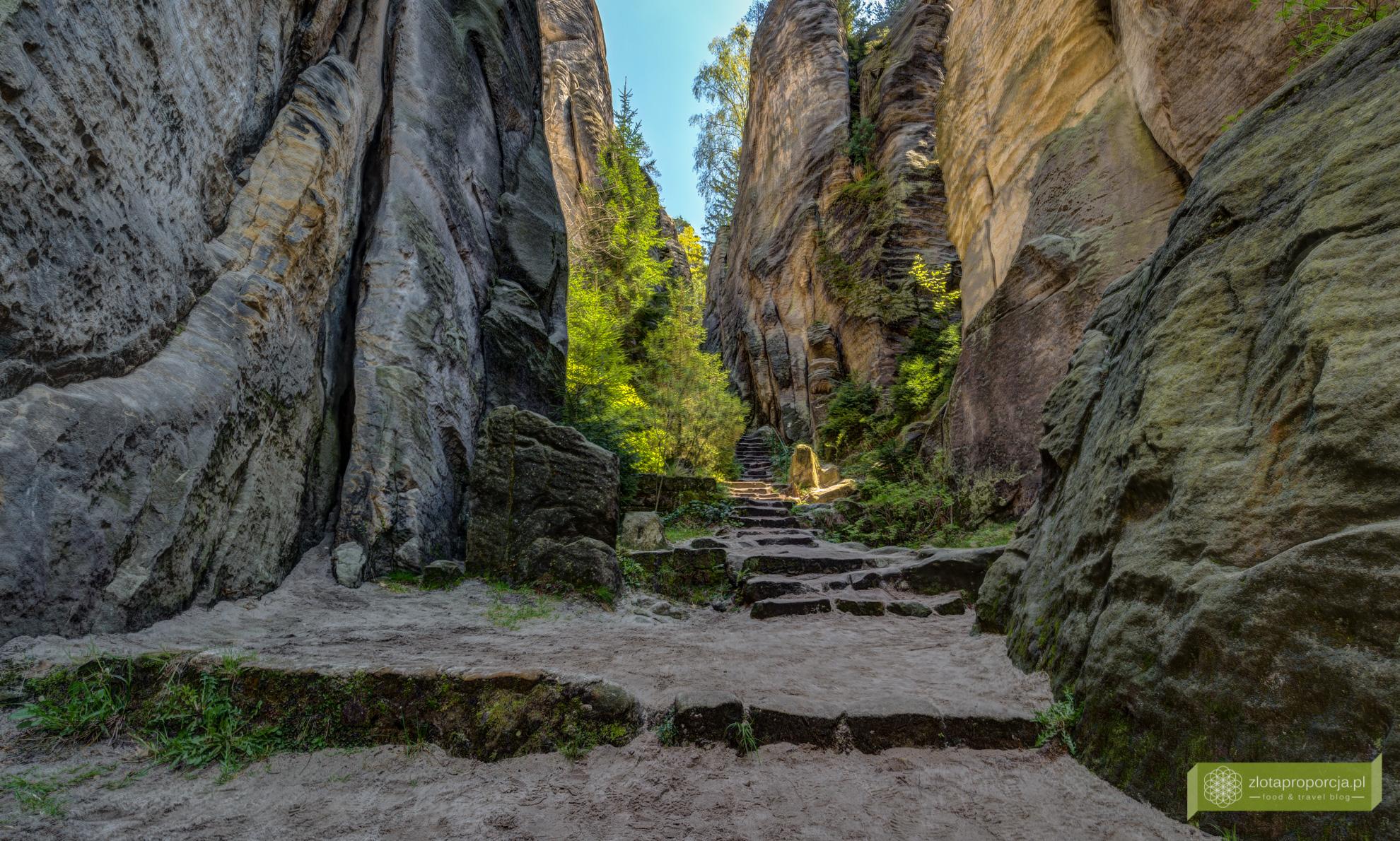 Czeski Raj, Czeski Raj zdjęcia, Czeski Raj miasta skalne, Prachovske Skaly