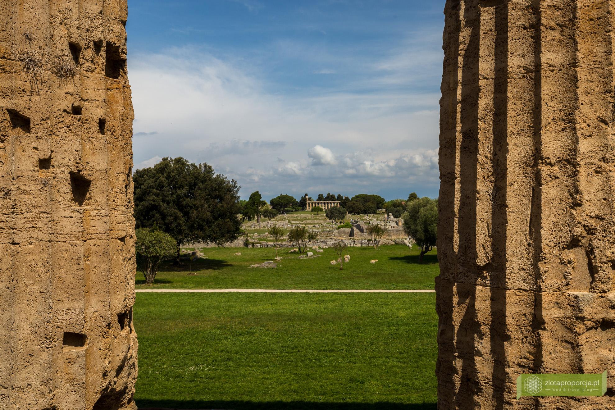 Paestum, Posejdonia, Kampania