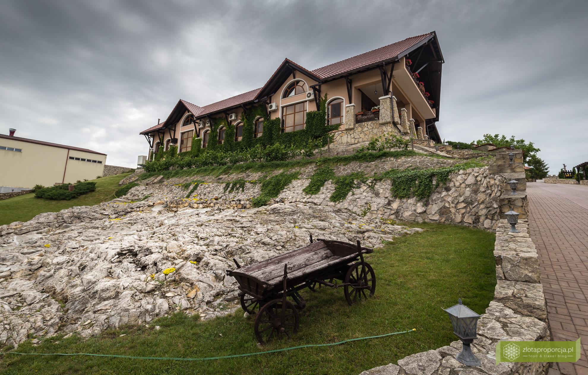 Mołdawia, wino mołdawskie, winnice Mołdawii, Chateau Vartely,