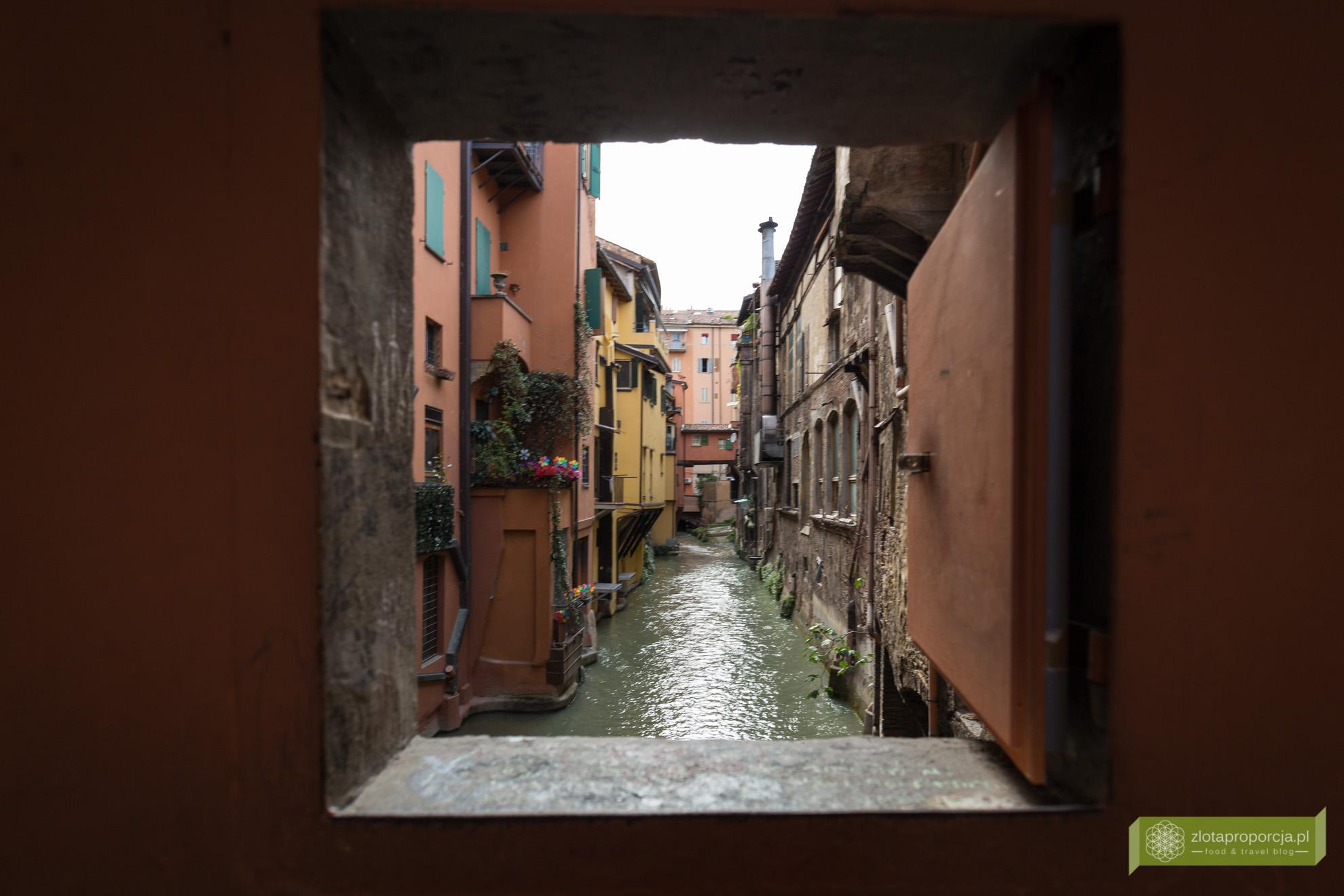 Bolonia, atrakcje Bolonii, zwiedzanie Bolonii, sekrety Bolonii, siedem sekretów Bolonii, Wenecja w Bolonii, kanały w Bolonii, Emilia Romania,