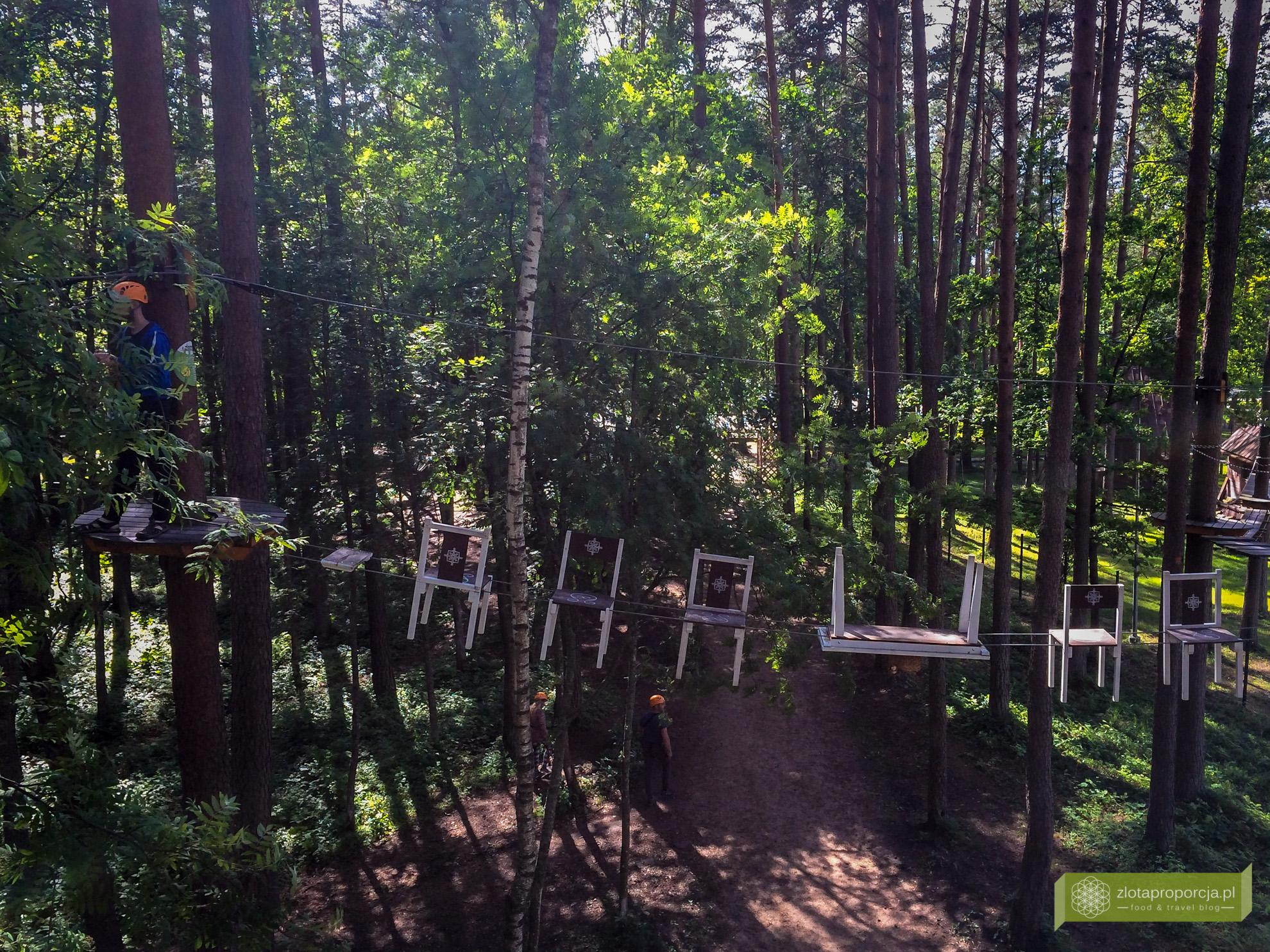 Łotwa, Park Narodowy Gauja, atrakcje Łotwy, Valmiera