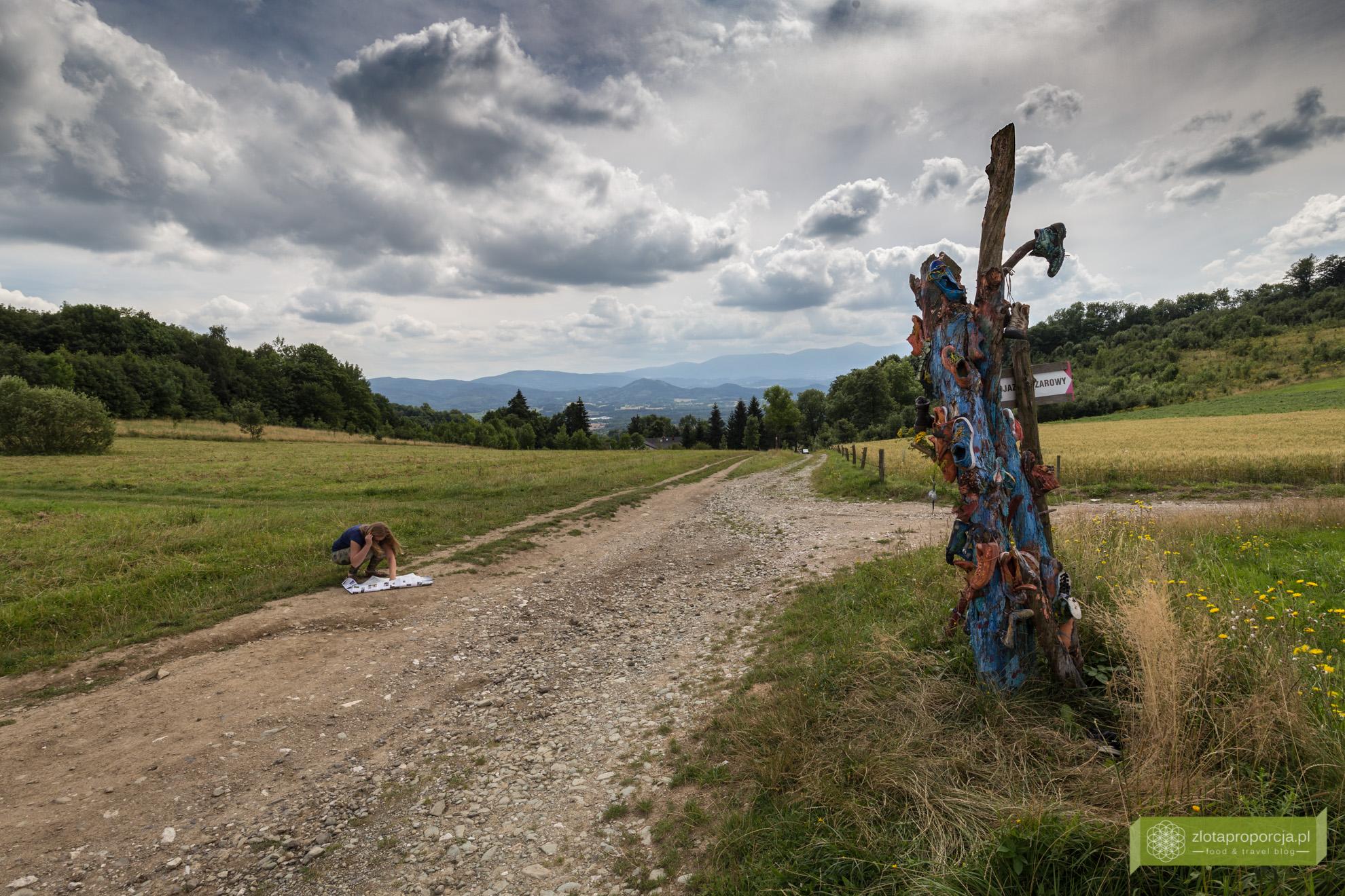 Kraina Wygasłych Wulkanów, Góry Kaczawskie, Skopiec