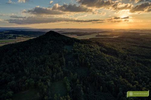 Góry Kaczawskie, Kraina Wygasłych Wulkanów, Ostrzyca Proboszczowicka