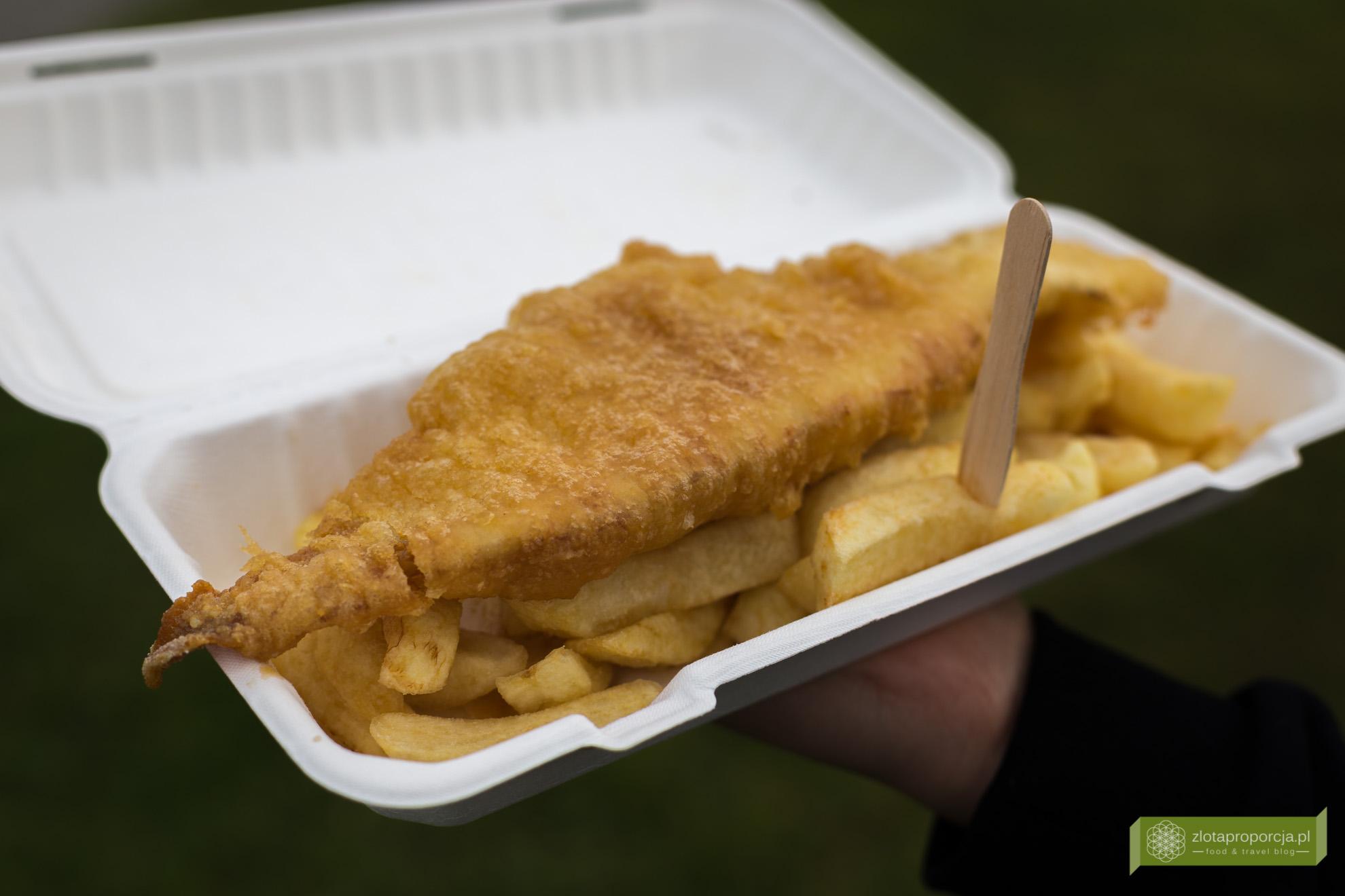 fish and chips, kuchnia szkocka, Isle of Skye, Wyspa Skye, atrakcje Szkocji, atrakcje Wyspy Skye