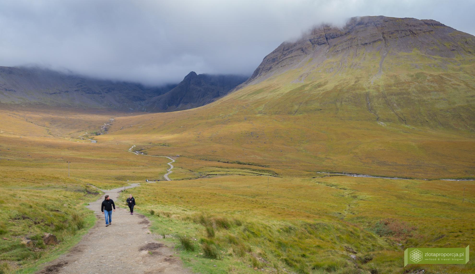 Fairy Pools, Góry Cuillin, Isle of Skye, Wyspa Skye, atrakcje Szkocji, atrakcje Wyspy Skye