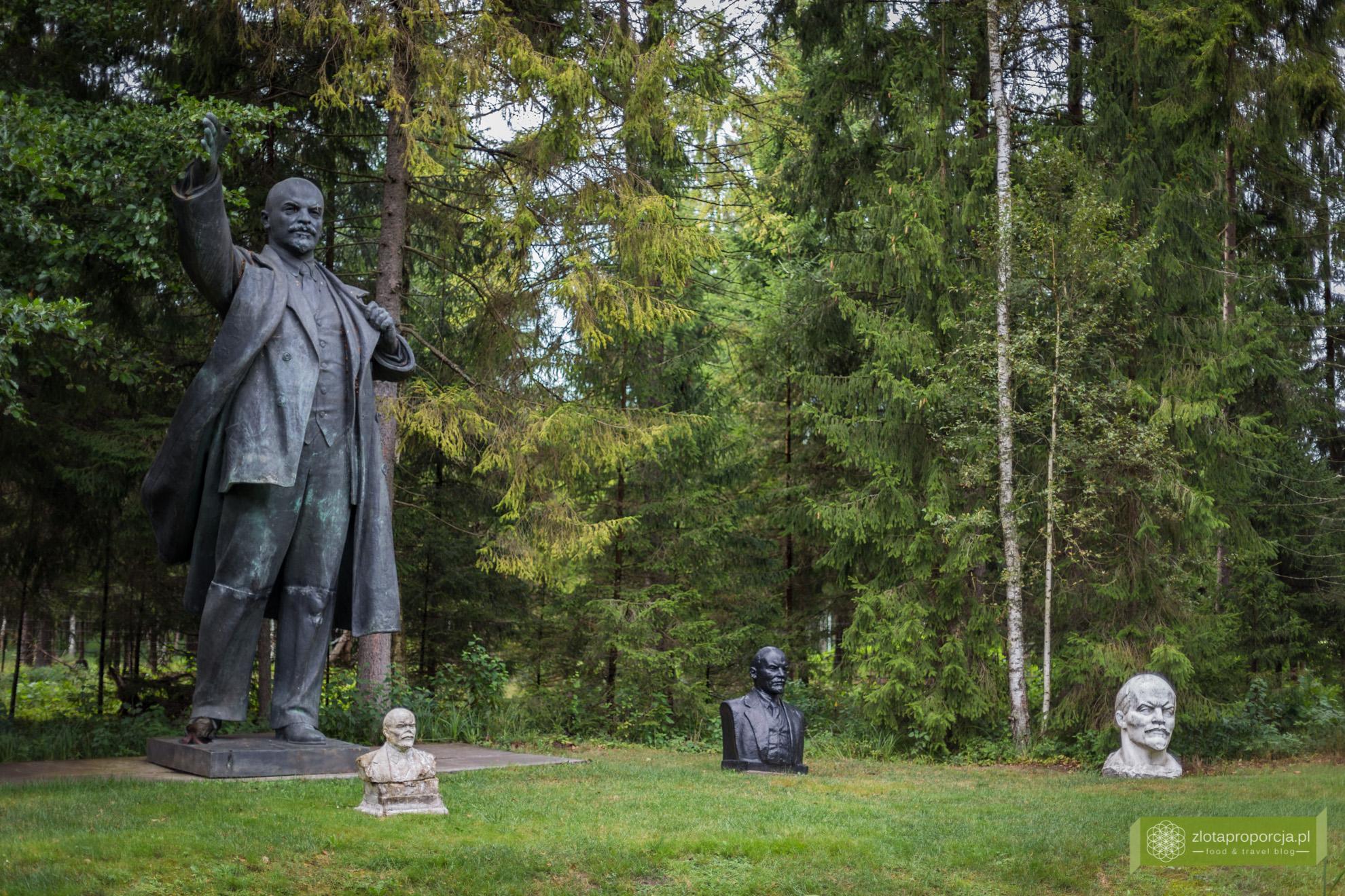 Grutas Park, Muzeum Pomników Radzieckich, Litwa, atrakcje Litwy, okolice Druskienników,  Druskienniki atrakcje