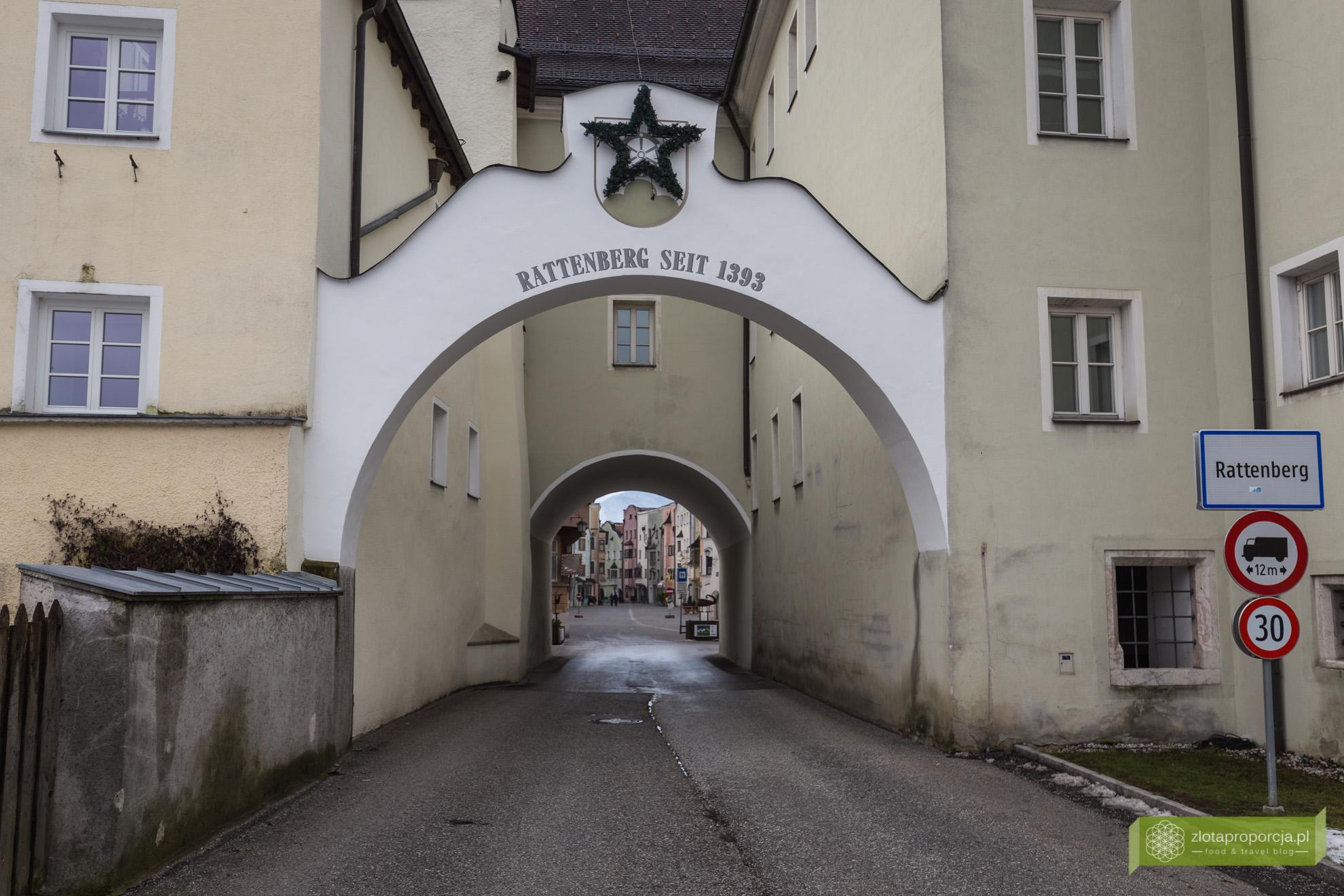 Rattenberg, Alpbachtal, Tyrol, Austria, atrakcje Tyrolu