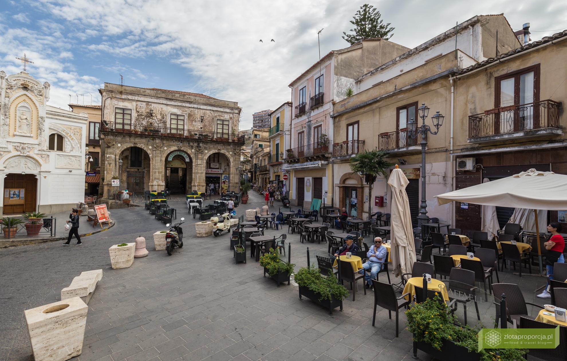 Pizzo, Kalabria, atrakcje Kalabrii, Kalabria zdjęcia
