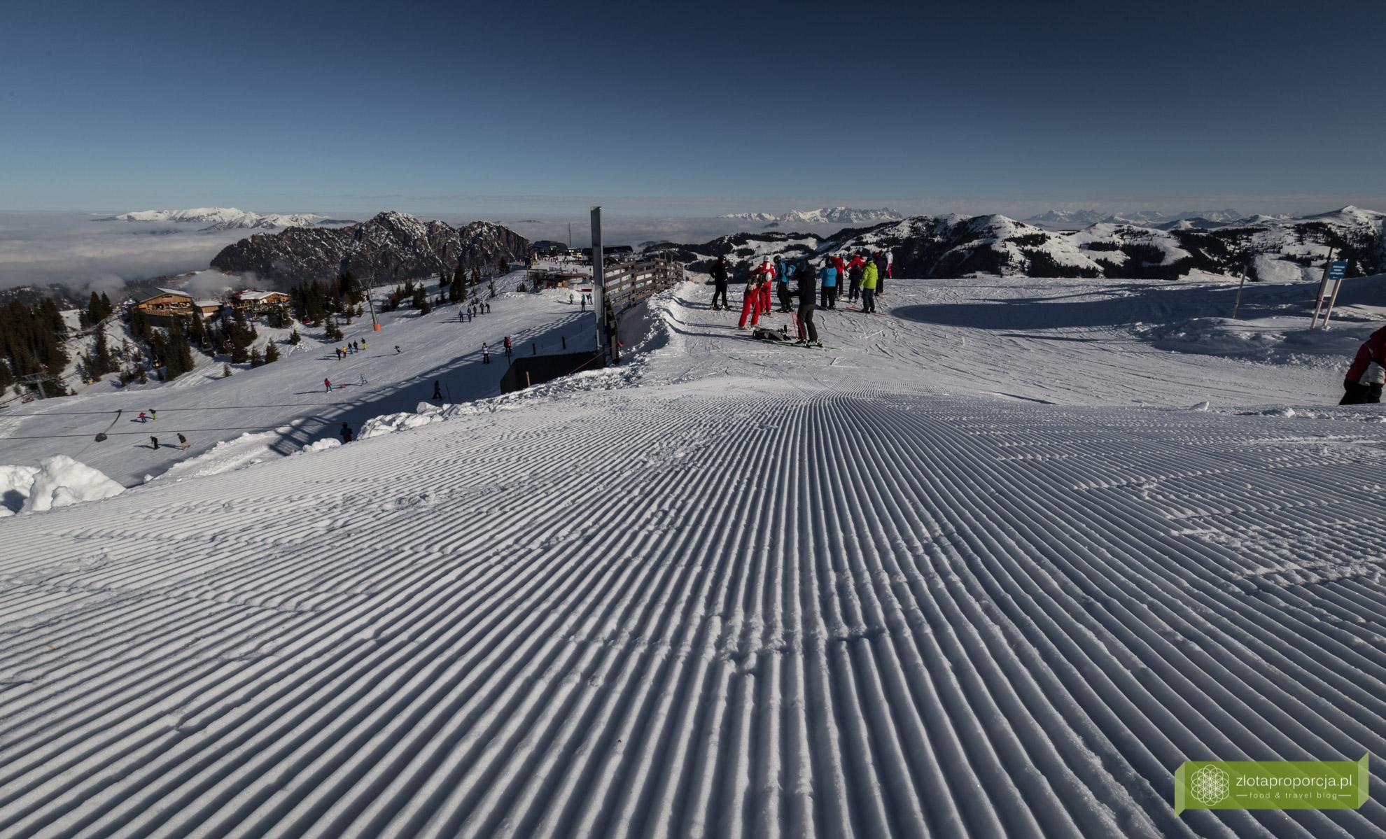 Ski Juwel, Alpbach, Alpbachtal, Tyrol, narty w Tyrolu