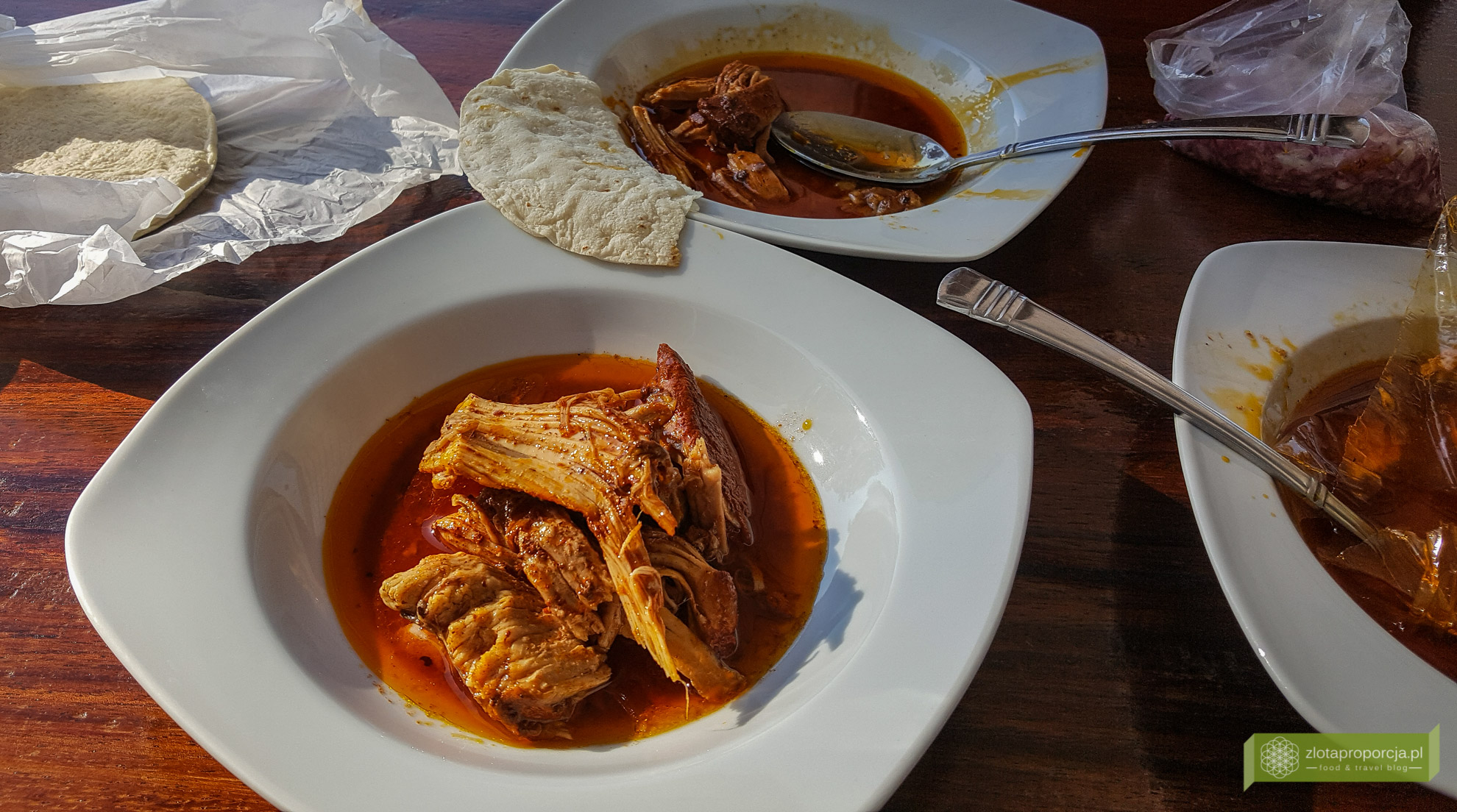 cochinita pibil, kuchnia Jukatanu, potrawy meksykańskie