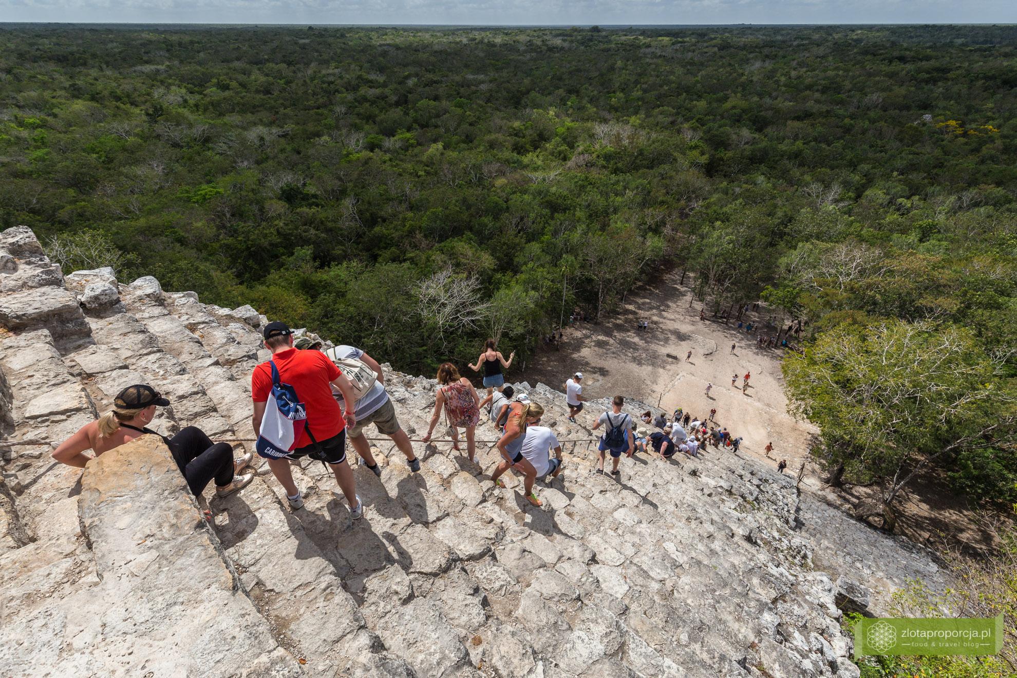 Meksyk, Jukatan, dookoła Jukatanu, atrakcje Jukatanu, Coba