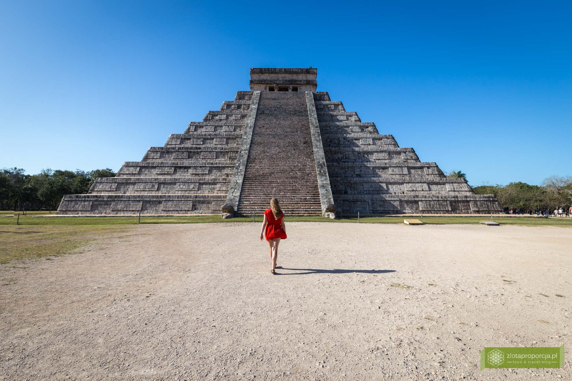 Meksyk, Jukatan, dookoła Jukatanu, atrakcje Jukatanu, Chichen Itza
