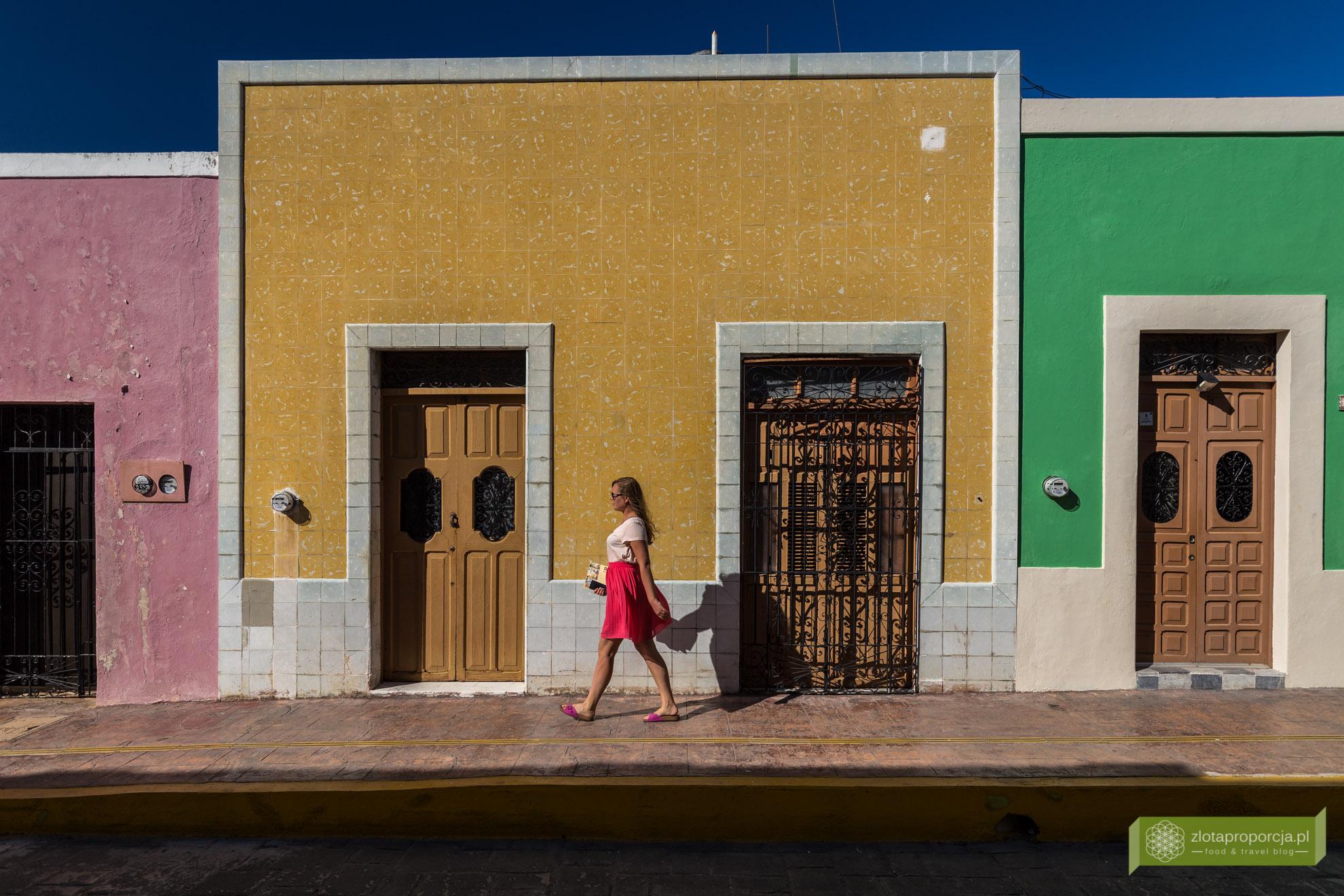 Meksyk, Jukatan, dookoła Jukatanu, atrakcje Jukatanu, Campeche
