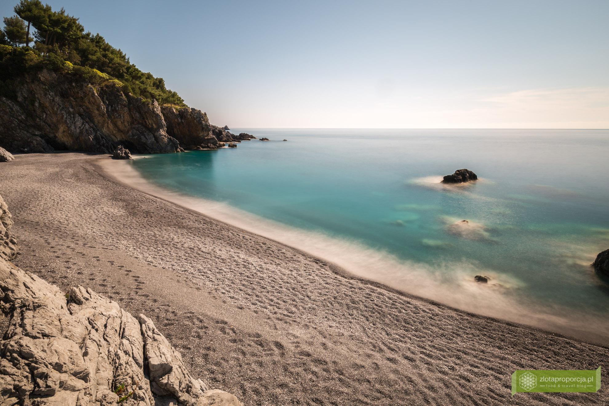 Maratea, Bazylikata, plaże Bazylikaty, plaża Maratea