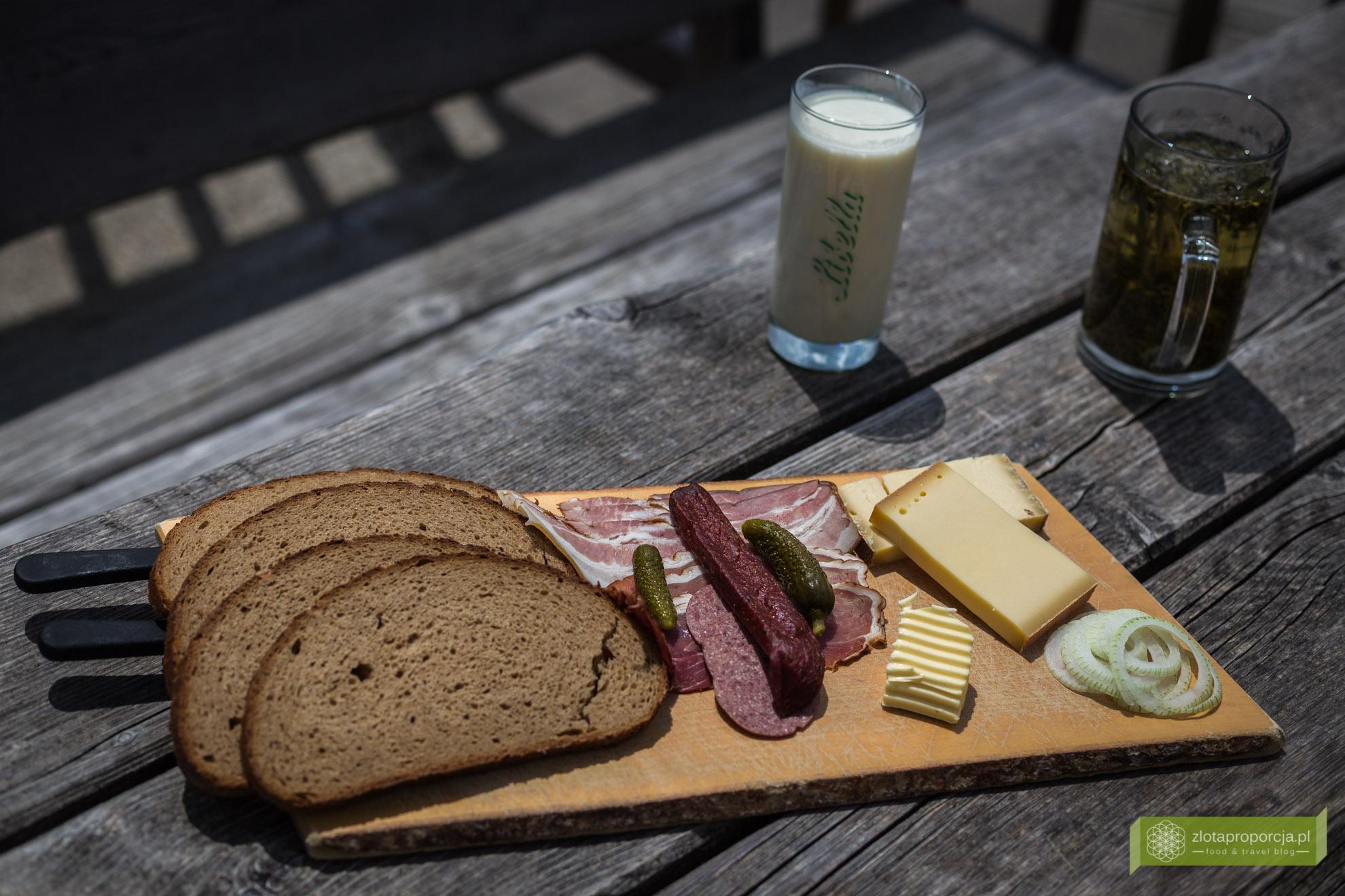 kuchnia bawarska, kuchnia Bawarii, bawarskie potrawy, Bawaria, kuchnia regionu Allgäu