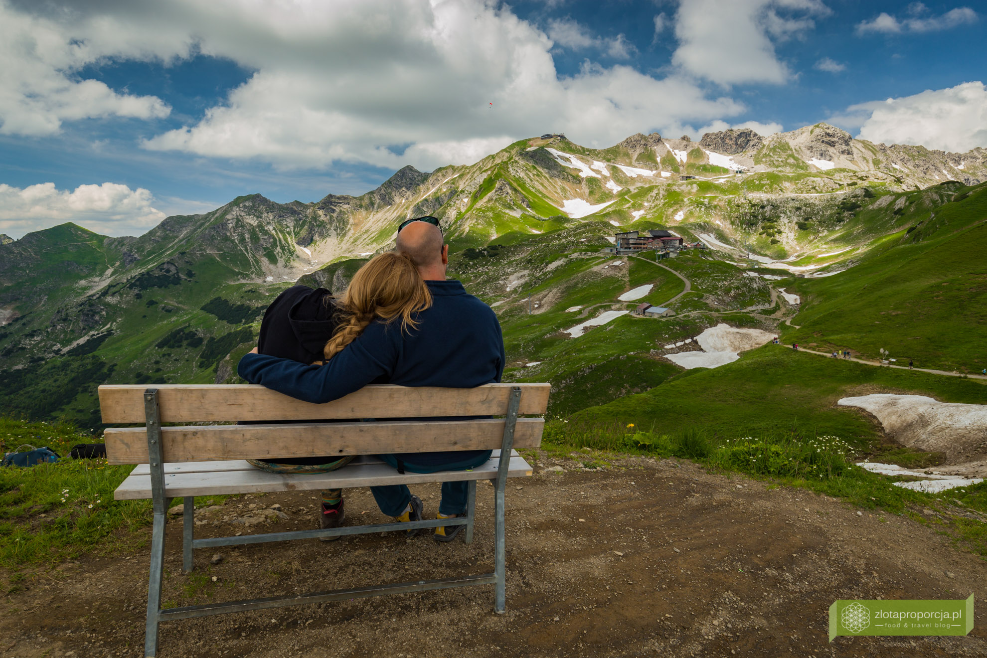 Alpy Algawskie, Oberstdorf, Bawaria, Nebelhorn, Seealpsee