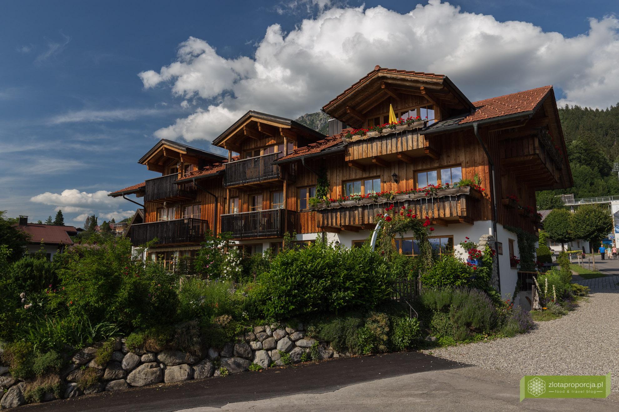 Alpy Algawskie, Oberstdorf, Bawaria