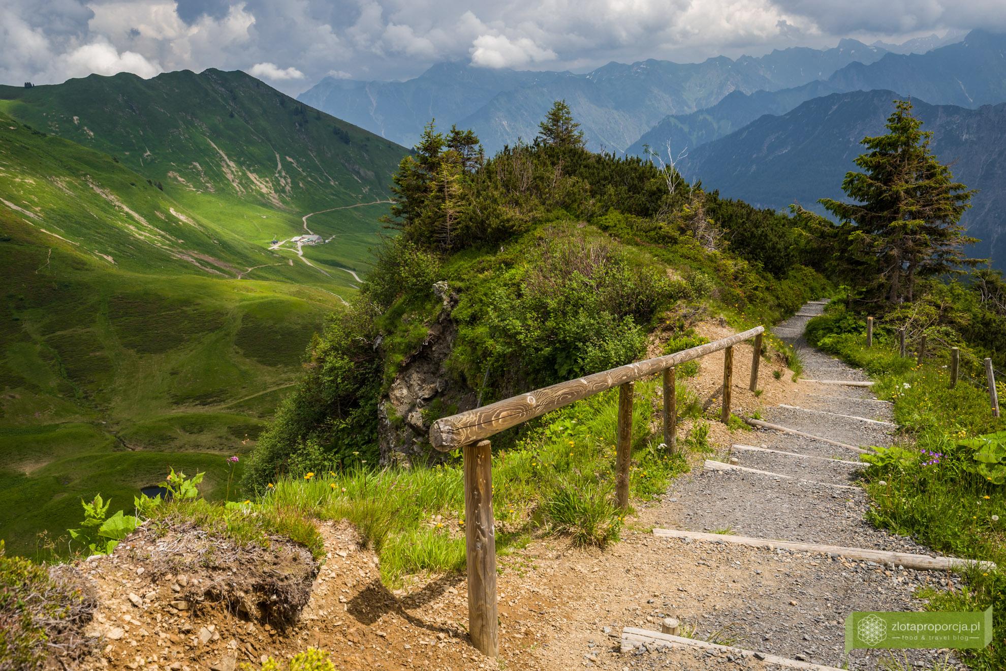 Alpy Algawskie, Oberstdorf, Bawaria, Fellhorn